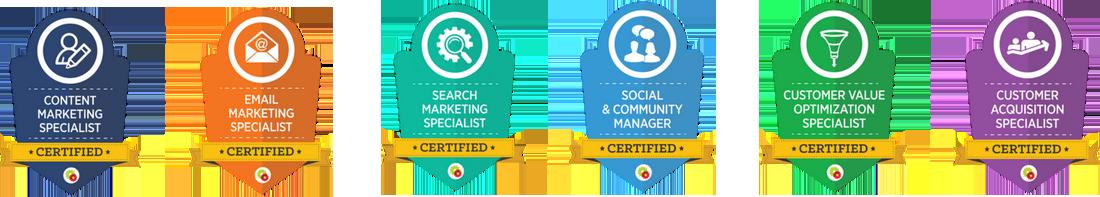 Uzman Google reklam sertifikalarımız